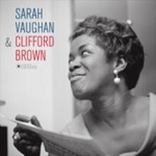 Sarah Vaughan & Clifford Brown (180 gr.) - Vinile LP di Sarah Vaughan