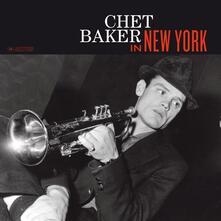 Chet Baker in New York - Vinile LP di Chet Baker