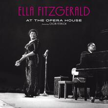 At the Opera House (Deluxe Gatefold Edition) - Vinile LP di Ella Fitzgerald