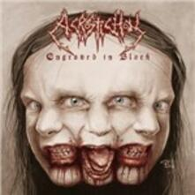 Engraved in Black - Vinile LP di Acrostichon