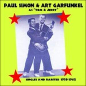 Singles and Rarities - Vinile LP di Paul Simon,Art Garfunkel