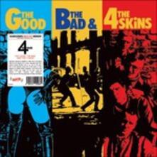 The Good, the Bad & the 4 Skins - Vinile LP di 4-Skins