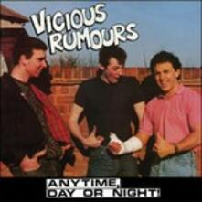 Anytime, Day or Night! - Vinile LP di Vicious Rumors
