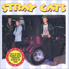 Live at the Massey Hall - Vinile LP di Stray Cats