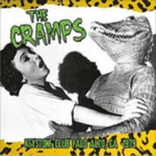 Live At The Keystone Club 1979 Fm Broadc - Vinile LP di Cramps