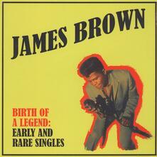 Birth Of A Legend - Vinile LP di James Brown