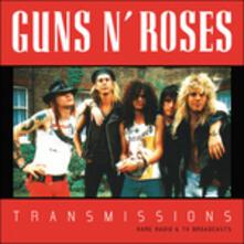 Transmissions. Rare Radio and TV Broadcasts - Vinile LP di Guns N' Roses
