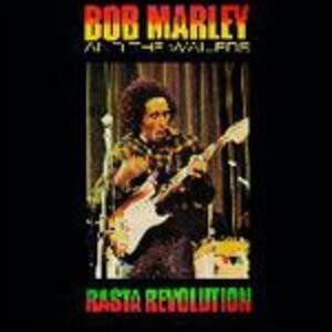 Vinile Rasta Revolution (180 gr.) Bob Marley