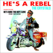 He's a Rebel (180 gr. + Mp3 Download) - Vinile LP di Crystals