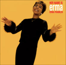 Her Name Is Erma (180 gr. + Mp3 Download) - Vinile LP di Erma Franklin
