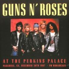 Live at the Perkins Palace in Pasadena California 30-12-1987 - Vinile LP di Guns N' Roses