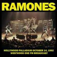 Live at the Hollywood Palladium October 14-10-1982 - Vinile LP di Ramones