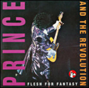 Flesh for Fantasy. Live at the Carrier Dome Syracuse 30-3-1985 - Vinile LP di Prince