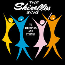 Sing to Trumpet and Strings (180 gr. + Mp3 Download) - Vinile LP di Shirelles