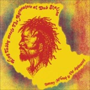 Vinile King Tubby Meets the Aggrovators at Dub Station Tommy McCook Aggrovators
