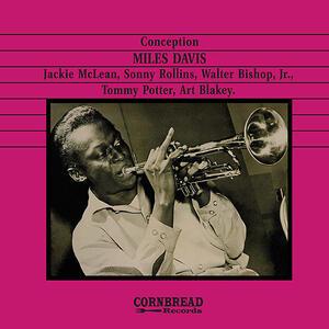 Conception - Vinile LP di Miles Davis