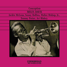 Conception (180 gr. + Mp3 Download) - Vinile LP di Miles Davis