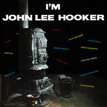 I'm John Lee Hooker (180 gr. + Mp3 Download) - Vinile LP di John Lee Hooker