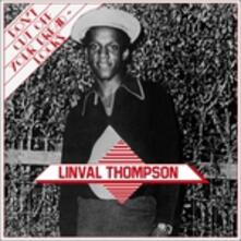 Don't Cut Off Your Dreadlocks - Vinile LP di Linval Thompson