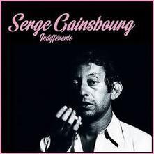 Indifferente - Vinile LP di Serge Gainsbourg