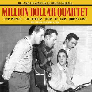 Million Dollar Quartet - Vinile LP di Million Dollar Quartet