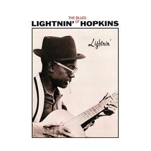 Lightnin. The Blues of Lightnin Hopkins - Vinile LP di Lightnin' Hopkins