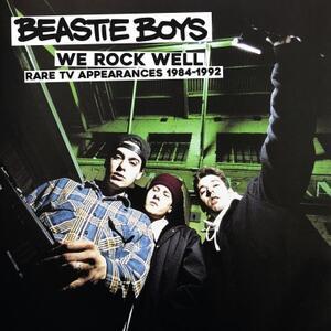 CD We Rock Well. Rare Tv Appearances Beastie Boys