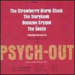 Cover CD Colonna sonora Psych-Out il velo sul ventre