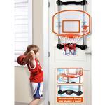 Basket Canestro da Porta per Bambini Segnapunti Digitale Musica Suoni e Pallone