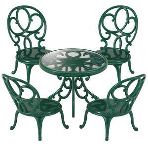 Tavolo e Sedie Da Giardino - 8