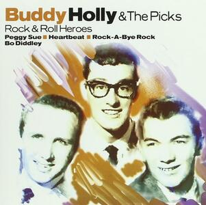 Rock and Roll Hero - CD Audio di Buddy Holly