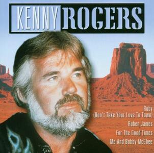 Ruby Don't Take Your Love to Town - CD Audio di Kenny Rogers