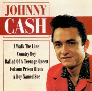 I Walk the Line - CD Audio di Johnny Cash
