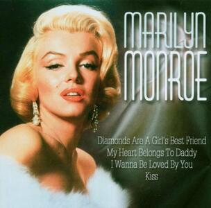 Marilyn Monroe - CD Audio di Marilyn Monroe