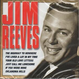 Jim Reeves - CD Audio di Jim Reeves
