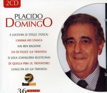 Placido Domingo - CD Audio di Placido Domingo
