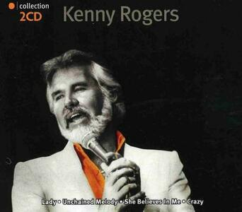 Orange-Collection - CD Audio di Kenny Rogers
