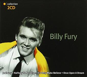 The Ultimate Collection - CD Audio di Billy Fury