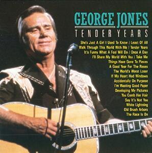 Tender Years - CD Audio di George Jones