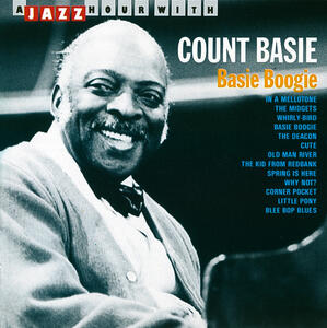 A Jazz Hour with - CD Audio di Count Basie