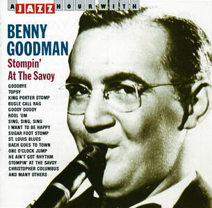 A Jazz Hour with - CD Audio di Benny Goodman
