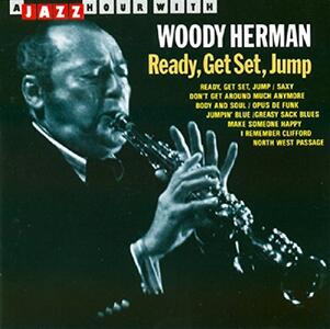 A Jazz Hour with - CD Audio di Woody Herman