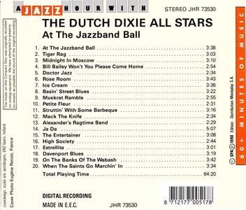 A Jazz Hour With - CD Audio di Dutch Dixie All Stars - 2