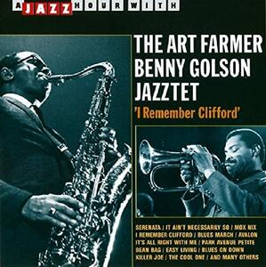 Jazz Hour With - CD Audio di Art Farmer,Benny Golson