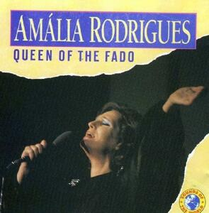 Queen of the Fado - CD Audio di Amalia Rodrigues