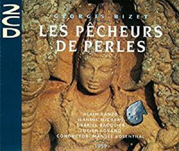 I Pescatori di perle - CD Audio di Georges Bizet