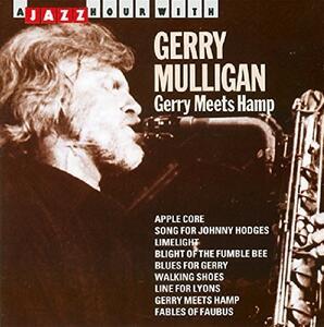 Gerry Meets Hamp - CD Audio di Gerry Mulligan