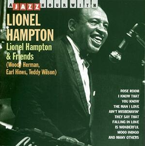 A Jazz Hour With - CD Audio di Lionel Hampton