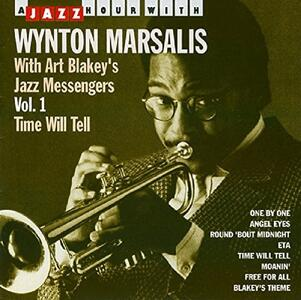 With Jazz Messengers vol.1 - CD Audio di Jazz Messengers,Wynton Marsalis