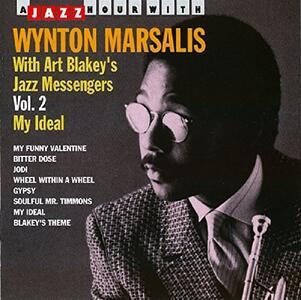 With Jazz Messengers vol.2 - CD Audio di Jazz Messengers,Wynton Marsalis